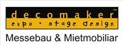 Decomaker Messebau GmbH -  Messebau und Mietmobiliar