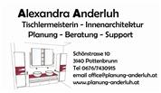 Alexandra Anderluh - Tischlermeisterin - Planungen