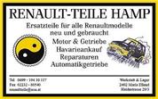 Friedrich Hamp - Renaultteile Hamp
