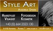 Style Art e.U. - Style Art e.U. - Mobilfriseur, Hairstylist, Visagist und Kosmetikerin