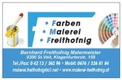 Bernhard Freithofnig - Farben-Malerei-Freithofnig Bernhard,Malermeister