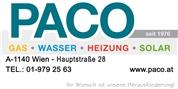 Paco Installations-Gesellschaft m.b.H. - 1a Installateur PACO