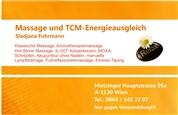 Sladjana Fuhrmann -  Massage & TCM Energieausgleich