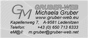 Michaela Christiane Gruber - GRUBER-WEB
