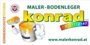 F. Konrad GmbH -  Maler - Bodenleger - Sonnenschutztechnik Konrad
