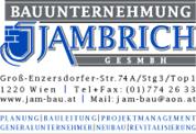 Bauunternehmung Jambrich Ges.m.b.H.