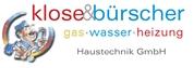 Klose & Bürscher Planung u. Installation für Haustechnik GmbH - klose & bürscher, Haustechnik GmbH. 1a Installateur