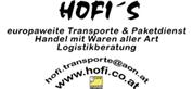 Michael Hofstädter e.U. - HOFI'S - Michael Hofstädter Transporte
