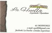 La Huella-argentinische Spezialitäten e.U. - La Huella - Argentinische Spezialitäten