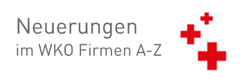 WKO Firmen A-Z Neuerungen